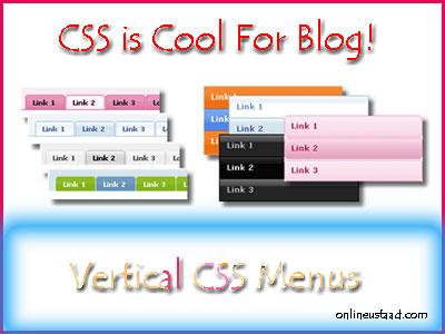 CSS Vertical